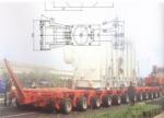 HYJX-15型液压挂车悬挂